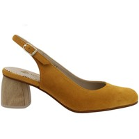 Zapatos Mujer Zapatos de tacón Piesanto 200230 Naranja