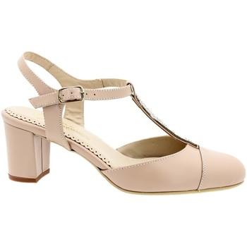 Zapatos Mujer Zapatos de tacón Piesanto 200235 Marrón