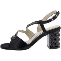 Zapatos Mujer Sandalias Piesanto 200267 Negro