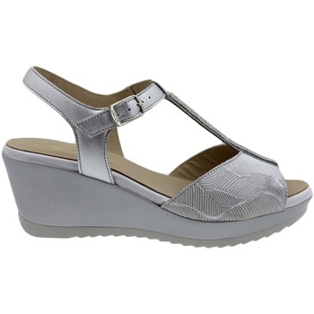 Zapatos Mujer Sandalias Piesanto 200350 Blanco