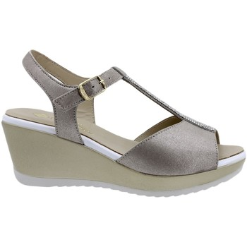 Zapatos Mujer Sandalias Piesanto 200350 Marrón