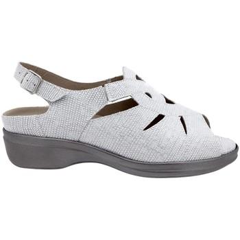 Zapatos Mujer Sandalias Piesanto 200401 Blanco