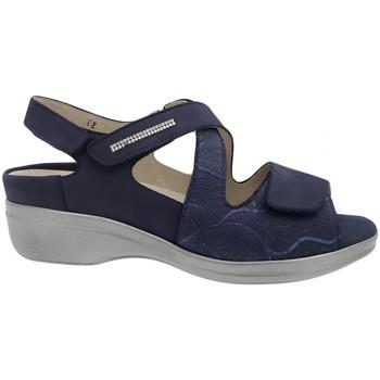 Zapatos Mujer Sandalias Piesanto 200403 Azul