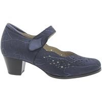 Zapatos Mujer Zapatos de tacón Piesanto 200463 Azul