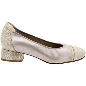 Zapatos Mujer Bailarinas-manoletinas Piesanto 200533 Beig