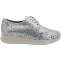 Zapatos Mujer Derbie Piesanto 200733 Plata