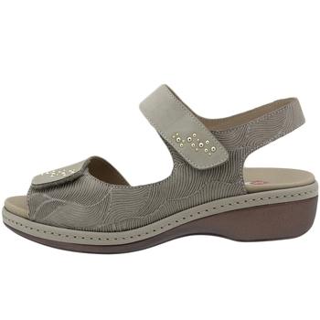 Zapatos Mujer Sandalias Piesanto 200818 Marrón