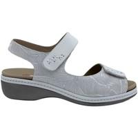 Zapatos Mujer Sandalias Piesanto 200818 Blanco