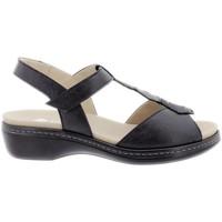 Zapatos Mujer Sandalias Piesanto 200821 Negro