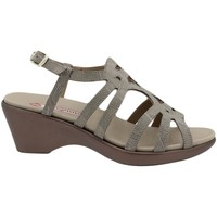 Zapatos Mujer Sandalias Piesanto 200859 Marrón