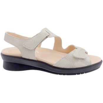 Zapatos Mujer Sandalias Piesanto 200891 Beig