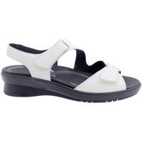 Zapatos Mujer Sandalias Piesanto 200891 Blanco