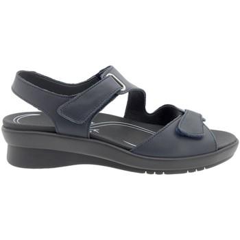 Zapatos Mujer Sandalias Piesanto 200891 Azul