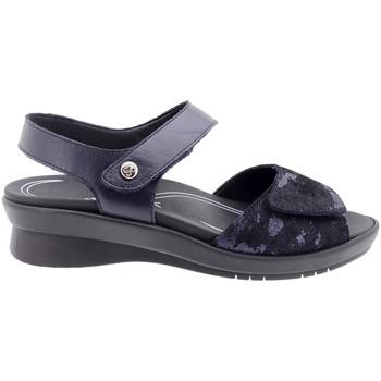Zapatos Mujer Sandalias Piesanto 200892 Azul