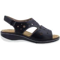 Zapatos Mujer Sandalias Piesanto 200907 Negro