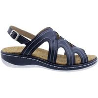 Zapatos Mujer Sandalias Piesanto 200908 Azul