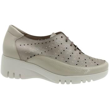 Zapatos Mujer Derbie Piesanto 200924 Marrón