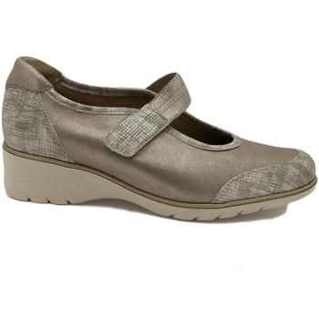 Zapatos Mujer Bailarinas-manoletinas Piesanto 200957 Marrón