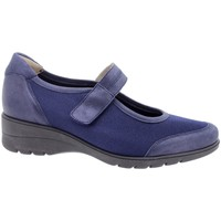 Zapatos Mujer Bailarinas-manoletinas Piesanto 200960 Azul