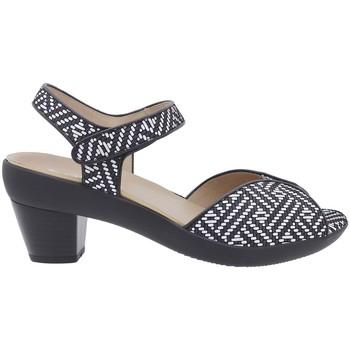 Zapatos Mujer Sandalias Piesanto 210447 Negro
