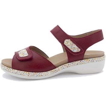 Zapatos Mujer Sandalias Piesanto 210802 Rojo