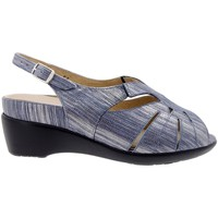 Zapatos Mujer Sandalias Piesanto 1152 Azul