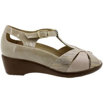 Zapatos Mujer Sandalias Piesanto 1160 Marrón