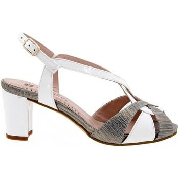 Zapatos Mujer Sandalias Piesanto 1256 Gris