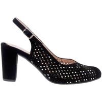 Zapatos Mujer Zapatos de tacón Piesanto 1277-F Negro