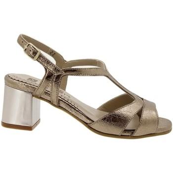 Zapatos Mujer Sandalias Piesanto 1495 Marrón