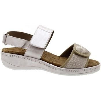 Zapatos Mujer Sandalias Piesanto 1509 Beig