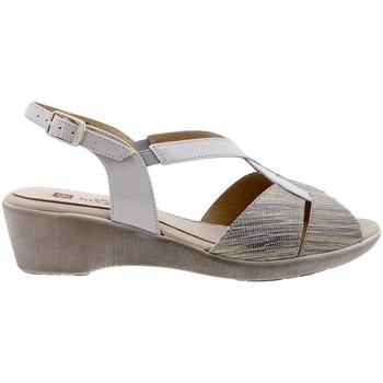 Zapatos Mujer Sandalias Piesanto 1552 Gris