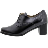 Zapatos Mujer Derbie Piesanto 175415 Negro