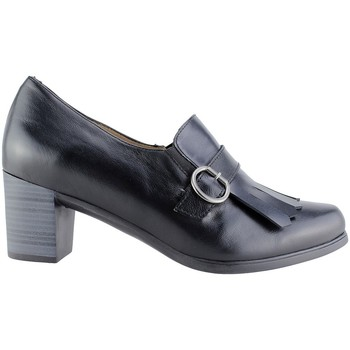 Zapatos Mujer Mocasín Piesanto 175426 Negro