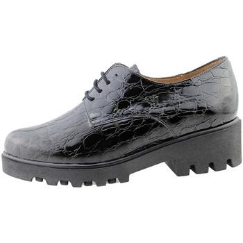 Zapatos Mujer Derbie Piesanto 175551 Negro