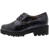Zapatos Mujer Derbie Piesanto 175551 Gris