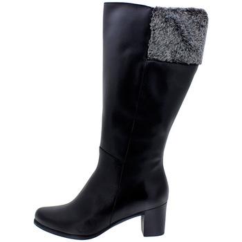 Zapatos Mujer Botas urbanas Piesanto 175876_2XL Negro