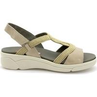 Zapatos Mujer Sandalias Piesanto 180513 Marrón