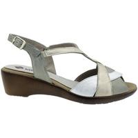 Zapatos Mujer Sandalias Piesanto 180552 Marrón