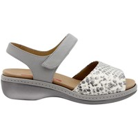 Zapatos Mujer Sandalias Piesanto 1807 Marrón