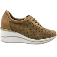 Zapatos Mujer Zapatillas bajas Piesanto 180765 Marrón