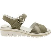 Zapatos Mujer Sandalias Piesanto 180778 Marrón