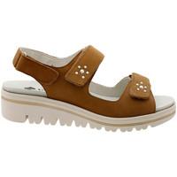 Zapatos Mujer Sandalias Piesanto 180781 Marrón