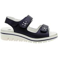 Zapatos Mujer Sandalias Piesanto 180781 Azul