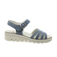 Zapatos Mujer Sandalias Piesanto 180786 Azul