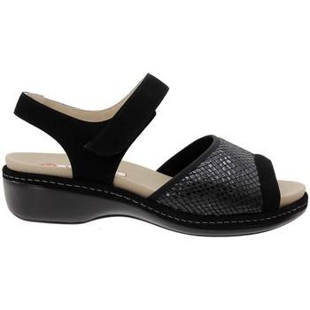 Zapatos Mujer Sandalias Piesanto 180816 Negro