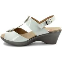 Zapatos Mujer Sandalias Piesanto 180869 Blanco