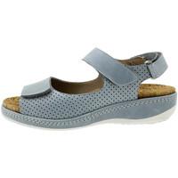 Zapatos Mujer Sandalias Piesanto 180911 Marrón