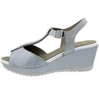 Zapatos Mujer Sandalias Piesanto 180980 Blanco