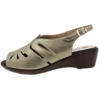 Zapatos Mujer Sandalias Piesanto 190390 Marrón